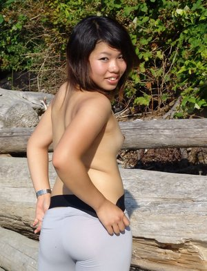 Asian Spandex Pics